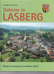Lasberg Buchtitelseite