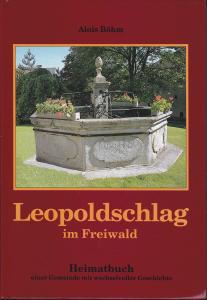 Leopoldschlag 1 Buchtitelseite