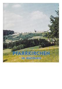 Pfarrkirchen Buchtitelseite