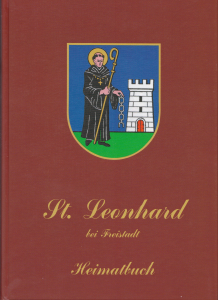 St. Leonhart bei Freistadt Buchtitelseite