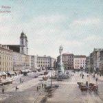 212076 - Linzer Hauptplatz